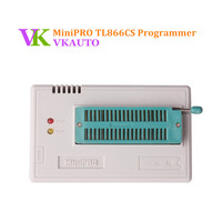 TL866CS TL866 High Speed Universal Minipro Programmer Support ICSP FLASH EEPROM MCU PLCC TSOP
