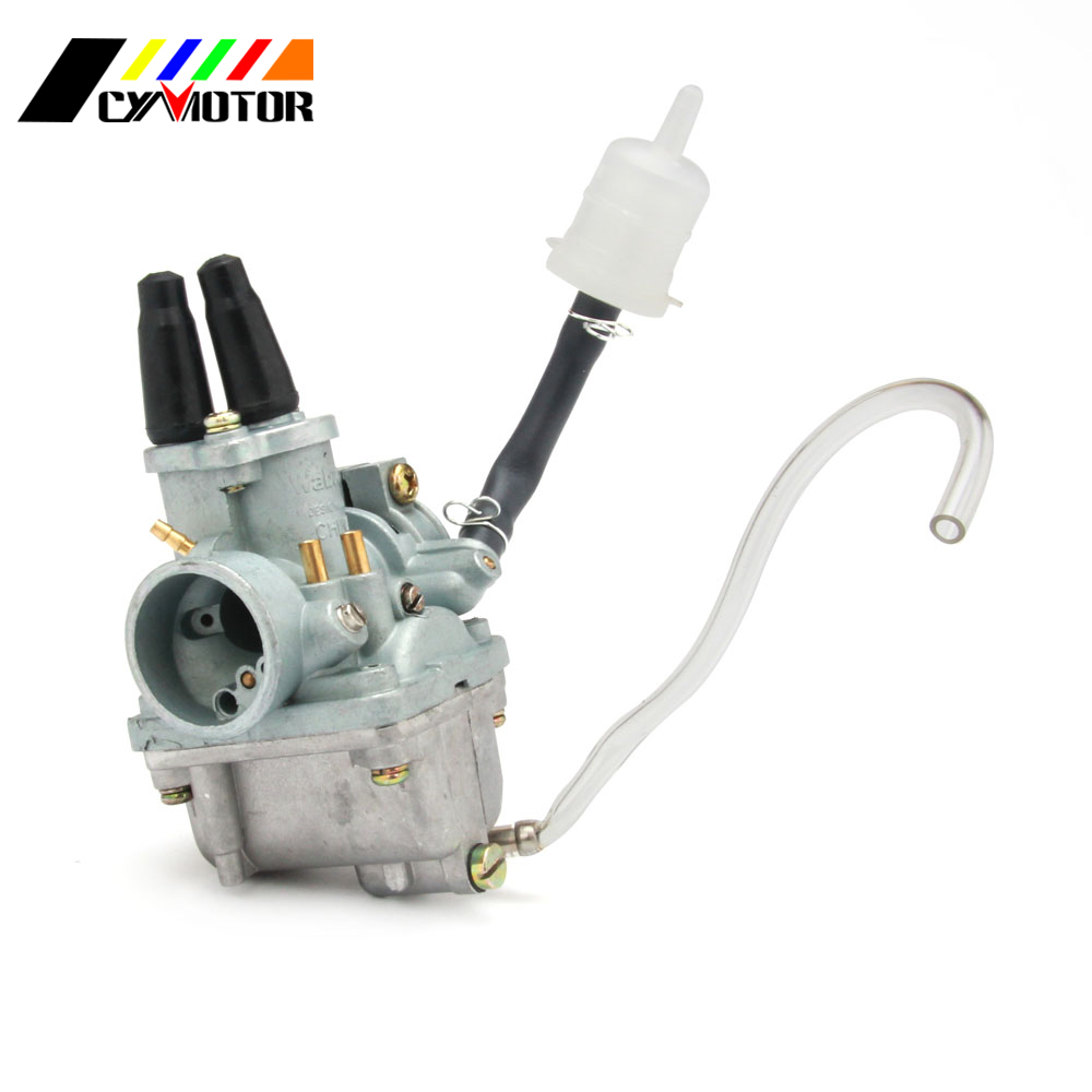 Motorcycle Carb Carburetor For YAMAHA PW80 PW PY 80 PY80 Y-Zinger 1983 - 2006 ATV Dirt Bike Carb Motorcross