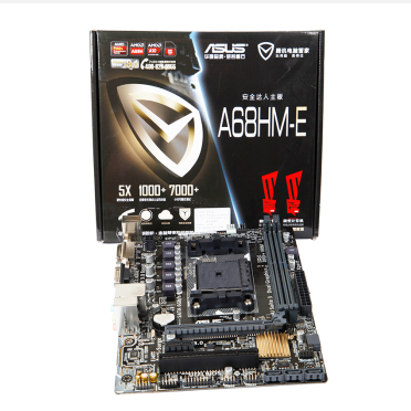 ASUS A68HM-E DRIVERS PC