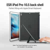 Case For IPad Pro 10 5 ESR Hard Back Case Perfect Match With Smart Keyboard Slim