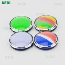 100pcs Novelty Wax Wallet Weed Jar Wax Vaporizer Oil Containers Non-stick Silicone Jars Dab Concentrate Container Small