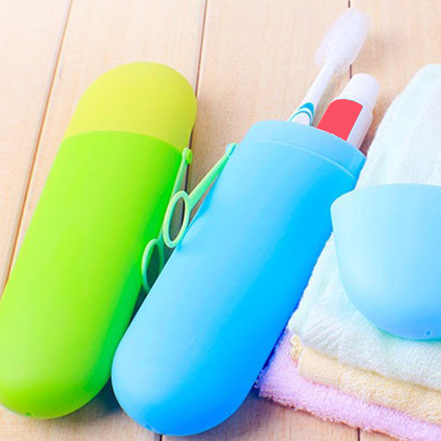 Portable Toothbrush Travel Holders