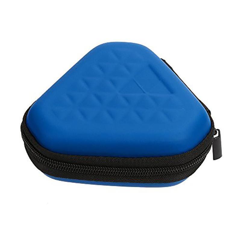 Mini Storage Bag font b Gadgets b font Organizer Portable Case For Earphone Disk font b