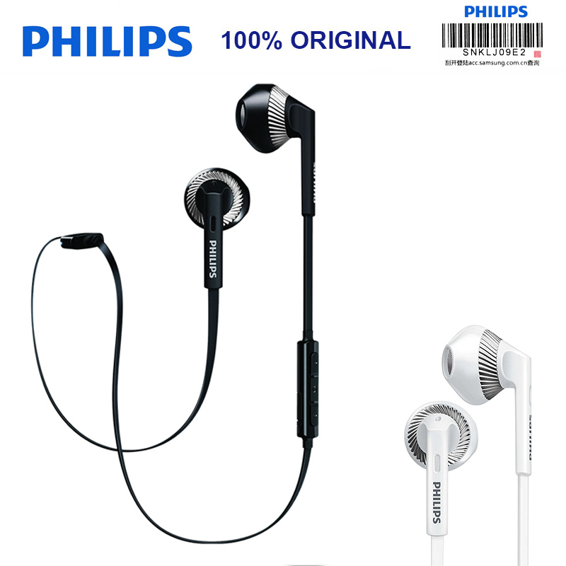 Philips Wireless Headset SHB5250 Bluetooth 4,1 Hängenden Hals In-ohr Volumen <font><b>Control</b></font> Sport <font><b>Adaptive</b></font> Noise Reduktion Offiziellen Test image
