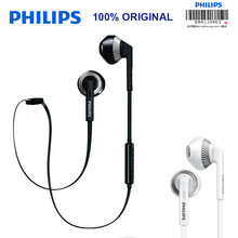 Philips Wireless Headset SHB5250 Bluetooth 4,1 Hängenden Hals In-ohr Volumen Control Sport Adaptive Noise Reduktion Offiziellen Test(China)
