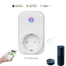 Wholesale phone APP control wireless timer socket mini switch wifi socket wireless remote control switch power wifi plug