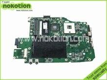 laptop motherboard for DELL VOSTRO 1015 0TDV94 DAVM9NMB6D0 GM45 DDR3