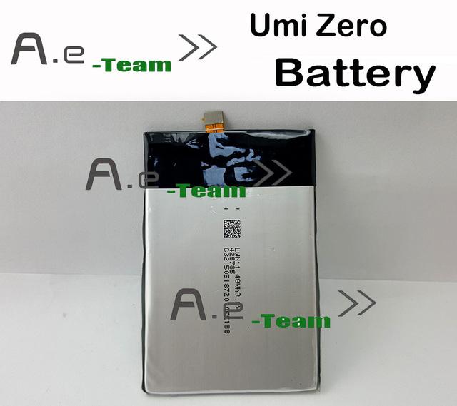 Bateria Umi Zero 100% NEW 2780 mAH Substituição Bateria para Umi Zero Smartphone Em Estoque + Número de Rastreamento