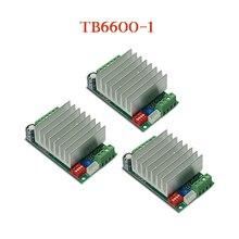 цена на 3pcs TB6600-1 CNC wood Router Intelligent 3 Axis TB6600 Stepper Motor Driver with LCD Display for cnc router stepper motor