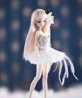 AQK(AQK)1/8 BJD/SD points doll flower fairy human Free eyes