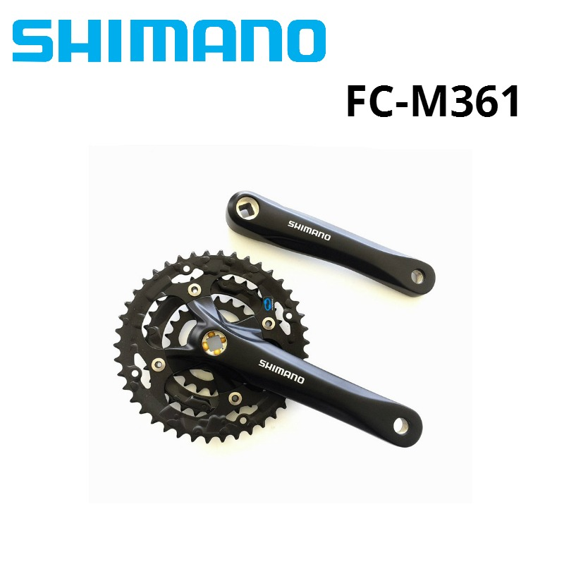 FLASH SALE] SHIMANO Deore FC T551 27S Travel Bicycle Crane