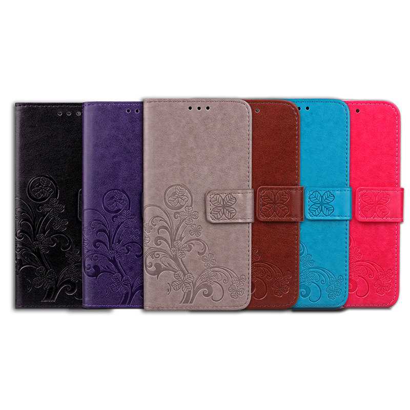 """Клевер Pattern Кожаный Чехол Для Xiaomi Redmi Note 2 Случае Флип 5.5 """"бумажник Стенд Крышка Для Xiaomi Redmi Note 2 Чехол Капа Fundas"""