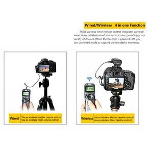 Image 5 - Pixel TW 283 Draadloze Timer Afstandsbediening Ontspanknop (DC0 DC2 N3 E3 S1 S2) kabel Voor Canon Nikon Sony Camera TW283