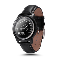 Meafo Bluetooth Smart часы MF360 мужчин и женщин Full HD IPS Экран модные элегантные SmartWatch для Apple IOS Samsung телефона Android