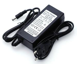 Image 5 - VariCore 12V 24V 36V 48V 3Series 6 Series 7 Series 10 Series 13 Strings 18650 Lithium Battery Charger 12.6V 29.4V DC 5.5 * 2.1mm
