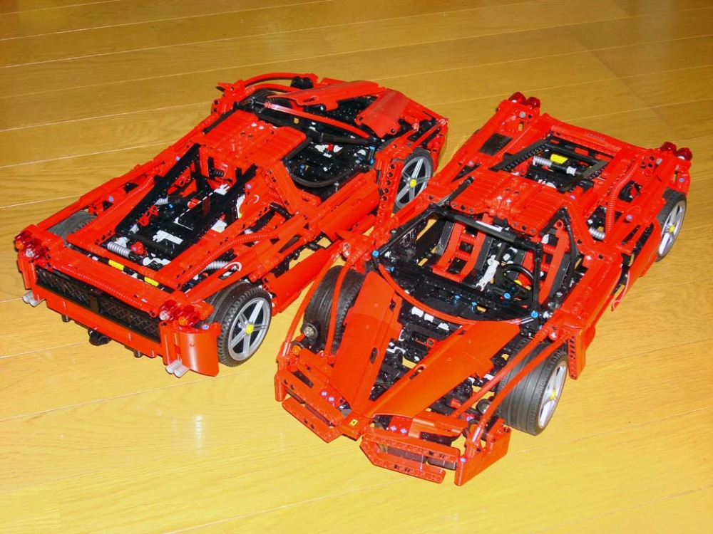 9186 1359pcs Technic 1 10 Supercar Car Bela Building Block Compatible 8653 DIY Bricks Toys for
