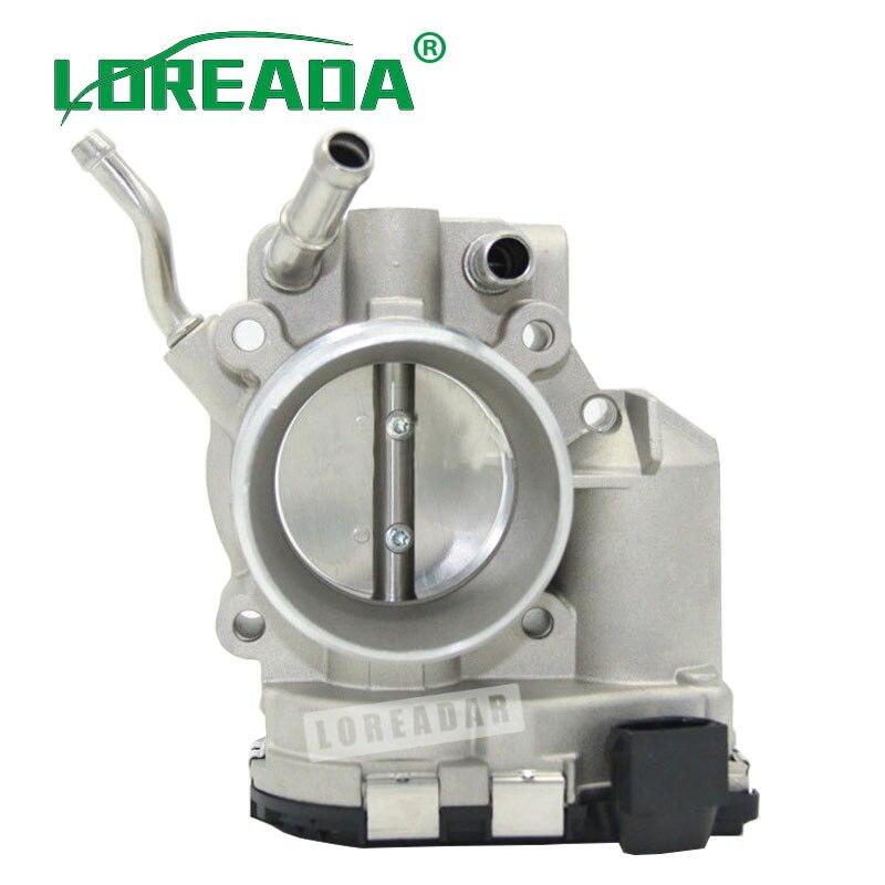 US $64 66 28% OFF|Loreada Throttle Body Assembly 9045020001 351002B180  35100 2B180 For Kia Forte Koup sx k2 K3 Hyundai Veloster i30 engine car-in
