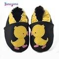 0-2 Т Детская Кожаная Обувь Мокасины Мальчики Девочки Мягкая Обувь Новорожденные Первые Ходунки zapatos chaussures sapatos bebes