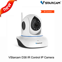 Vstarcam D38 Home Automation Remote Control Air Conditioner Onvif 720P Wireless IP Surveillance Camera support 64GB TF card