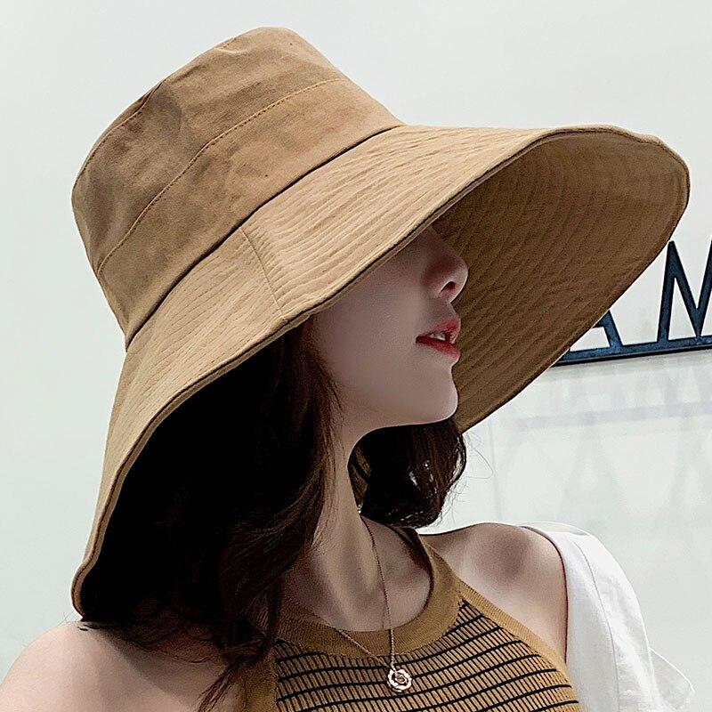 Sun Hats For Women Summer Hat Women Beach Hat Summer Women Wide Brim Bucket Hat