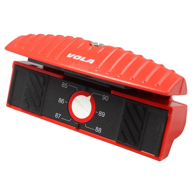 VOLA Multi esquí Snowboard ángulo lateral bisel guía archivo un sintonizador ICECUT archivo incluye ángulo ajustable 0 ~ 5 grados - 2