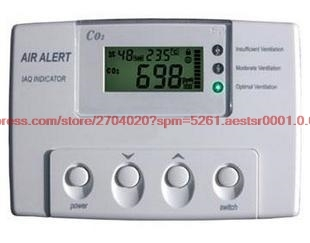 Indoor Carbon Dioxide CO2 Controller BM220TRH-CO2