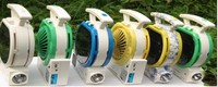 8.4V DC solar fan Egypt portable travelling solar fan,solar fan & lighting system