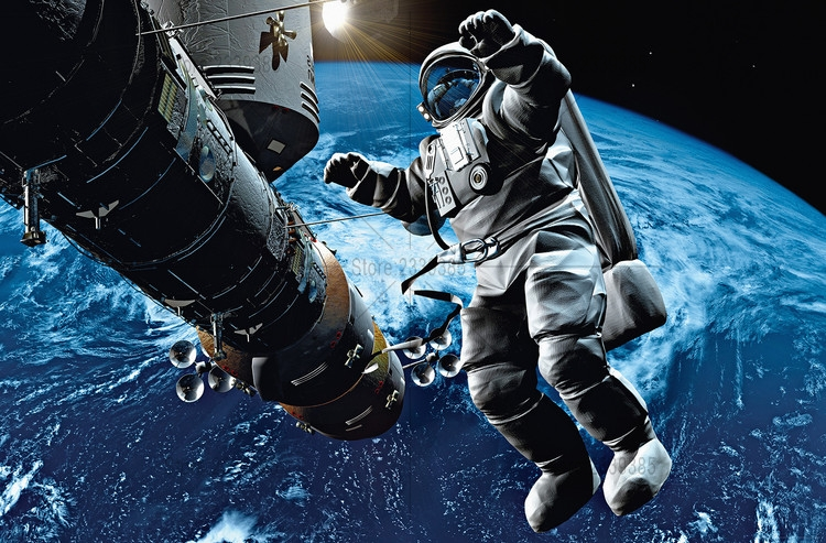 astronaut spacewalk for android - HD7240×4880