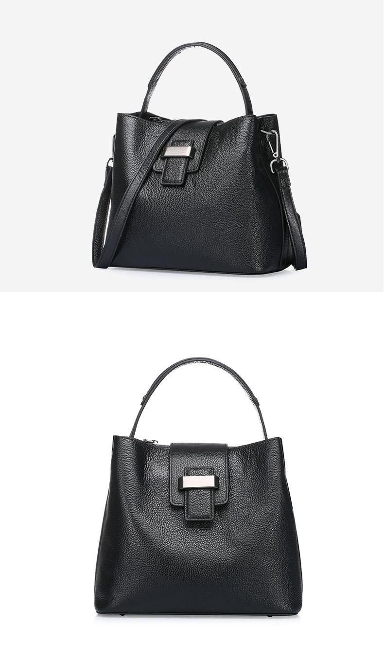 women genuine leather handbag 16