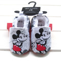 2016 New Princess Baby Shoes Unisex Infant Toddler Soft Sole Girl's Bebe Cotton First Walkers Shoes Lovely Bear Kids Prewalker