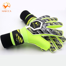 Training Gloves Kids Professional Finger Protection Football Goalkeeper Soccer Thicken Latex Goal Keeper