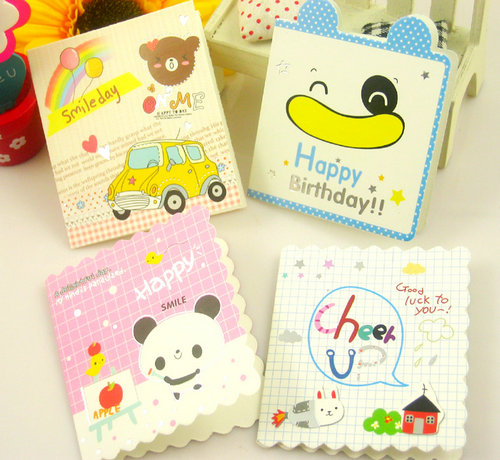 Korean birthday greeting card holiday cards dan greeting cards korean birthday greeting card holiday cards dan greeting cards mini 20 models of greeting cards m4hsunfo Images