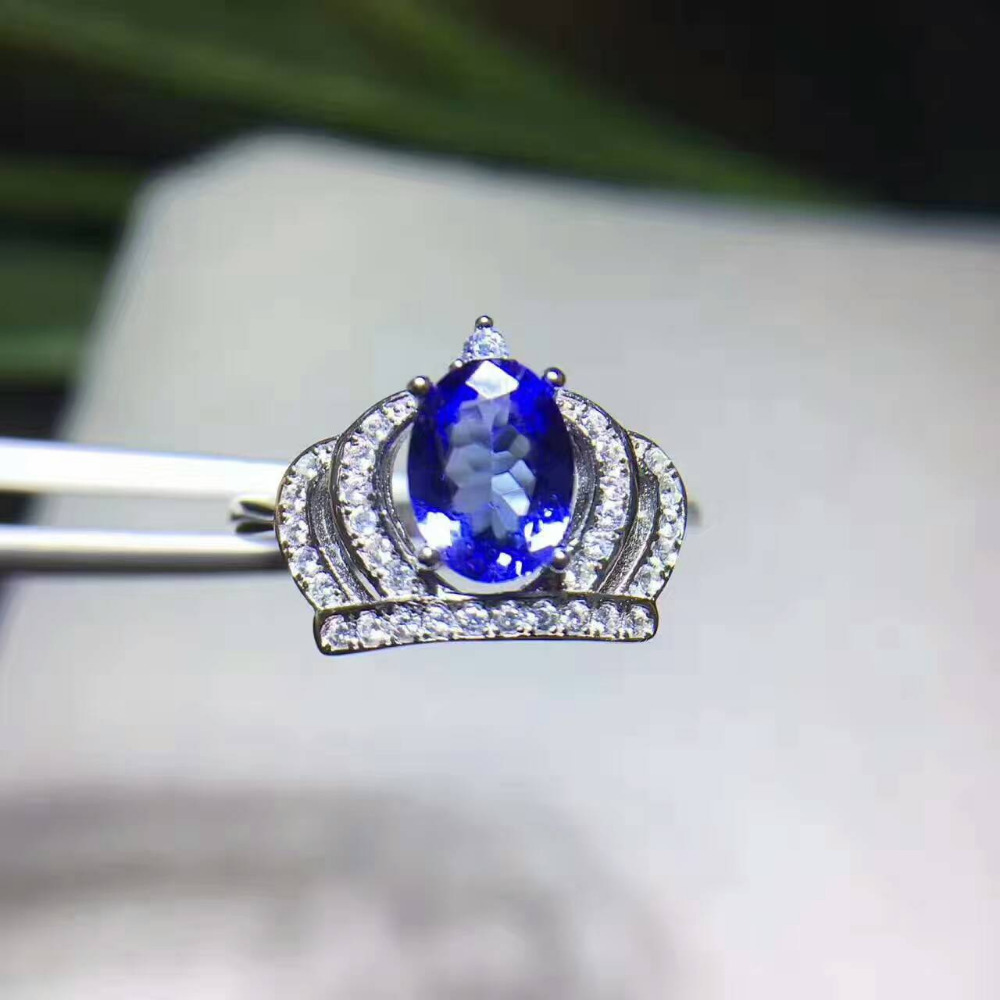 rings product perfectjewelry fine gemstone silver tanzanite sterling natural real jewelry ring from butterfly