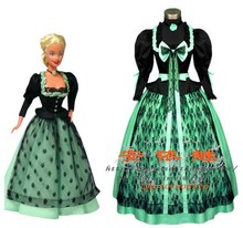New Arrival Barbie Costumes Adults Dress Cosplay Costume Halloween Party