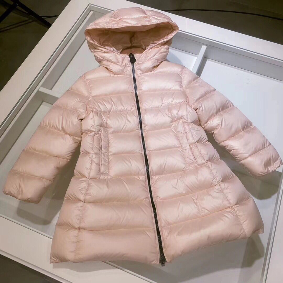 Kids girls down jacket white duck down coat for boys winter warm outwear down coat children clothes in early of October 2018 winter new warm boys girls thin down cotton coat baby kids spring autumn down jacket children 2 10y outwear clothes