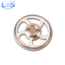 Big windmill High Quality EDC Spinner Fidgets Hand Spinner For Autism And ADHD Rotation Time Long Anti Stress Toys