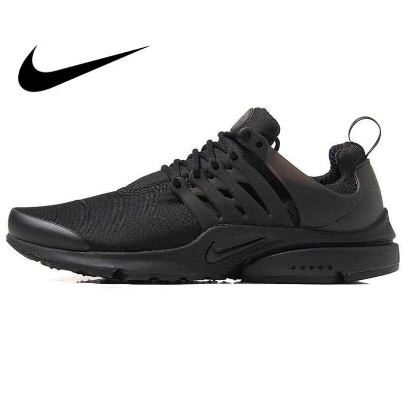 new product f6191 b5273 Originall NIKE AIR PRESTO ESSENTIAL Men s Running Shoes Sneakers Breathable  Low-cut Outdoor Sports Designer