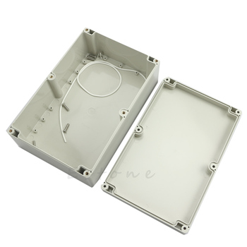 2018  230x150x85mm Plastic Waterproof Electronic Project Box Enclosure Cover Case  SEP28_40