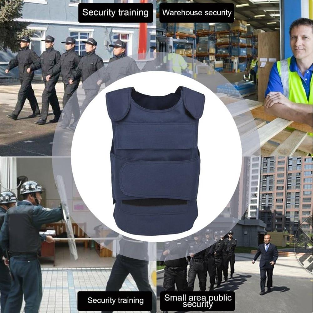 все цены на LESHP Tactical Vest Security Guard Vest Stab-Resistant Vest CS Field Genuine Protection Clothing For Men Women No Anti-Cut Liner онлайн