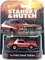 HotWheels Die-casts Retro Entertainment STARSKY & HUTCH '76 FD GRAN TORINO