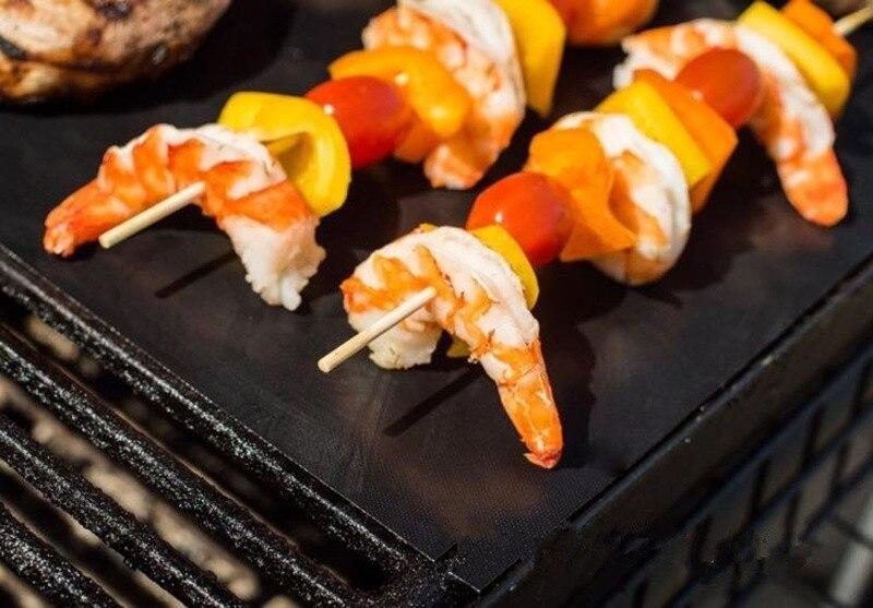 grilled shrimp on stick
