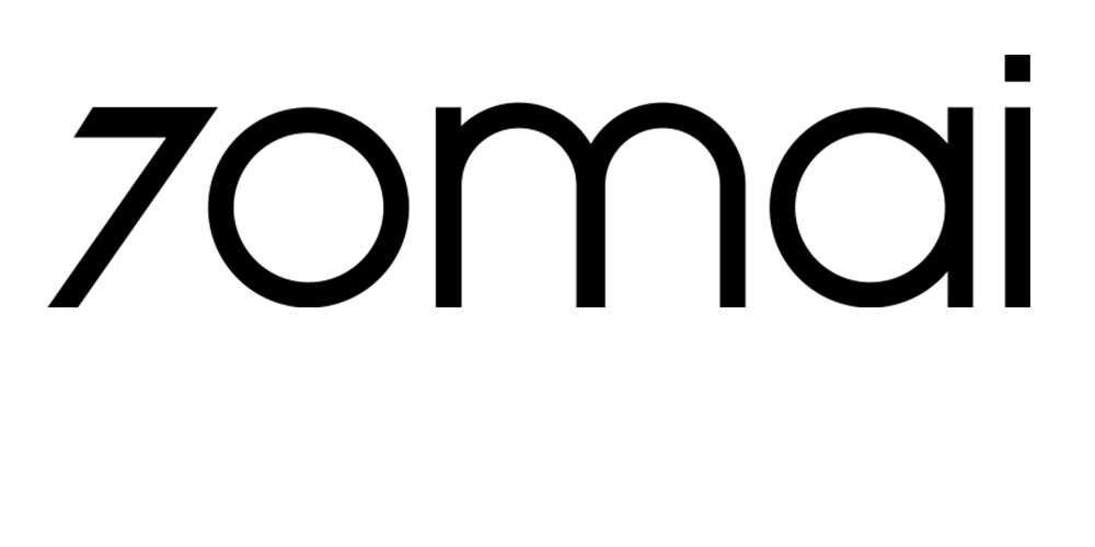 Лого бренда 70mai из Китая