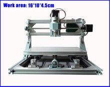 PCB Milling Machine arduino CNC DIY CNC Wood Carving Mini Engraving Machine PVC Mill Engraver Support GRBL control LG142