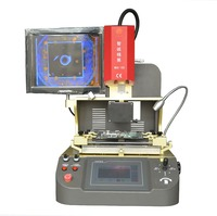 Automatic welding machine bga soldering station WDS 720 for iCloud Remove phone 6s motherboard machine with optical alignment