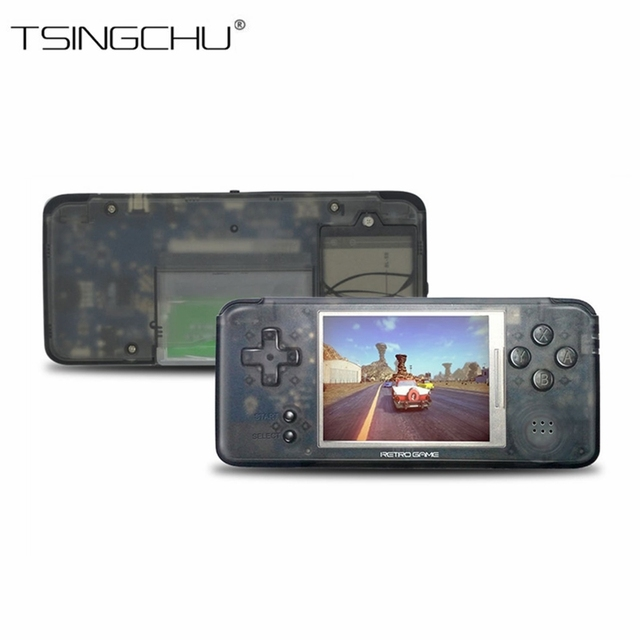 TSINGO Retro Game Console AV TV Output Built-in 3000+ Classic Games 3.0 inch Handheld Game Player Open Source Support DIY System