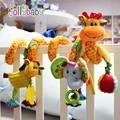 Cama multifuncional Pendurado com brinquedos Do Bebê cama Sino Chocalhos Brinquedos Educativos para As Crianças Melhor Presente WJ138