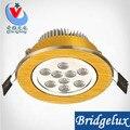 10 шт./лот 21 Вт Светодиодный прожектор 85-265 в ndoor лампа  потолочный светильник