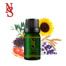 100% Pure natural Functions of detoxification compound essential oil Eliminate toxins Body balance Remove