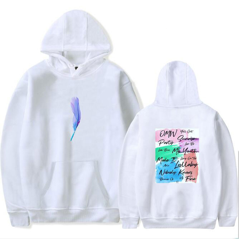 K-POP GOT7 New Album Present You Cotton Women Hoodies Sweatshirts JACKSON MARK BAMBAM JB Kpop Korean Harajuku Pullovers Tops