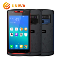 Uniwa M10 Smartphone IP68 Waterproof Luxury Mobile Phone Unlocked 4G LTE Dual SIM Quad Core 2G+16G ROM Android Cellphone